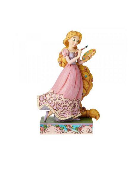 Jim Shore Disney Tradition - Rapunzel Princess Passion