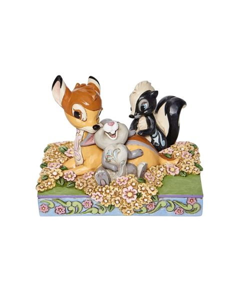 Jim Shore Disney Tradition - Bambi and Friends