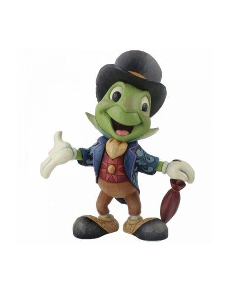 Jim Shore Disney Tradition - Jiminy Cricket Statement Big Figure
