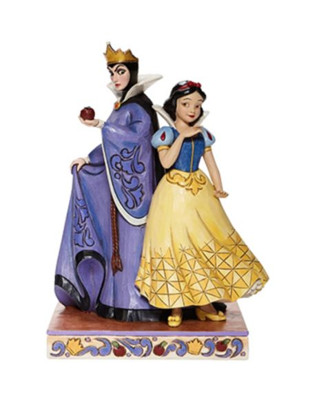 Jim Shore Disney Tradition - Snow White and Evil Queen