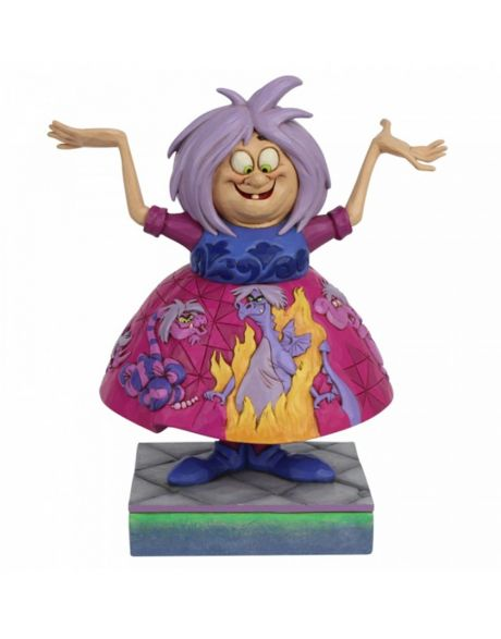 Jim Shore Disney Tradition - Madam Mim (Maga Magò)