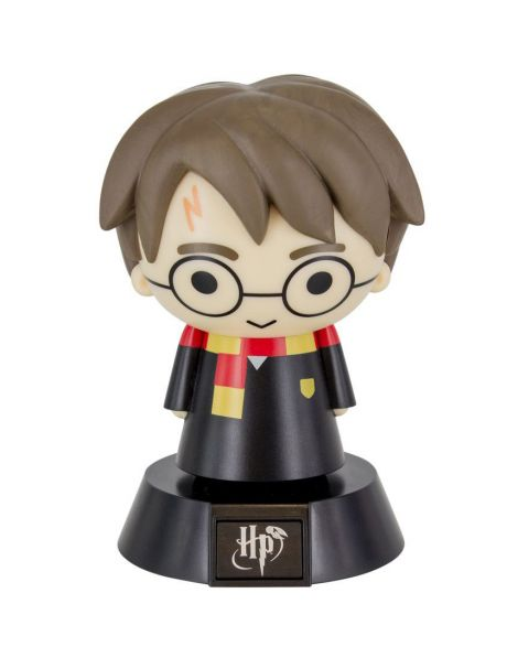 Lampada 3D Harry Potter