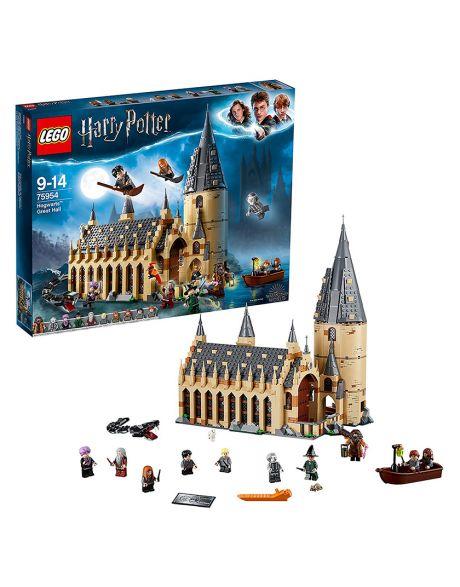 LEGO Harry Potter - La Sala Grande di Hogwarts - 75954
