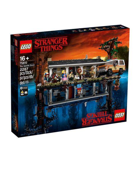 LEGO Stranger Things - Il Sottosopra 75810