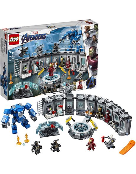 LEGO Super Heroes - Iron Man Stanza Armature - 76125