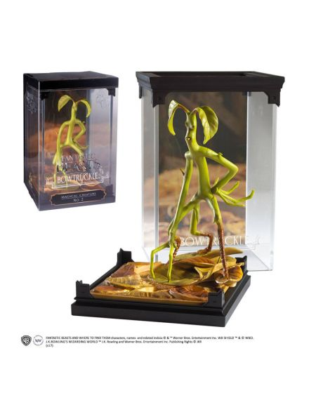 Noble Collection Fantastic Beasts (Animali Fantastici) Magical Creatures - Bowtruckle