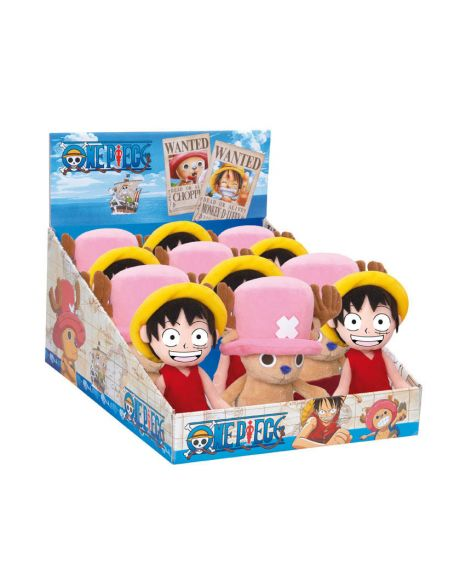 One Piece Chopper peluche