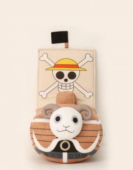 One Piece Sakami Going Merry peluche