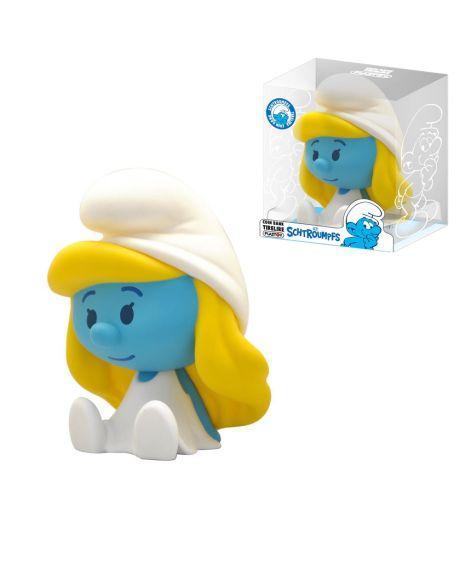 Plastoy The Smurfs - salvadanaio Puffetta