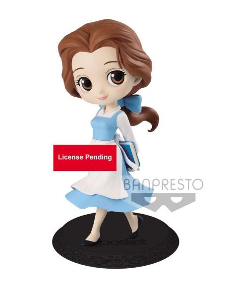 Q Posket Disney Belle - Country Style