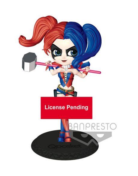 Q Posket DC Comics Harley Quinn - A Normal Color Version