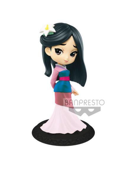 Q Posket Disney Mulan - B Pastel Color Version