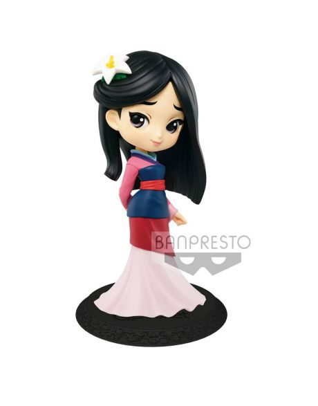 Q Posket Disney Mulan - A Normal Color Version