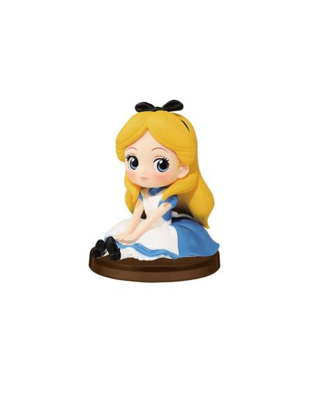 Q Posket Disney Alice - Petit Girls Festival Mini Figure
