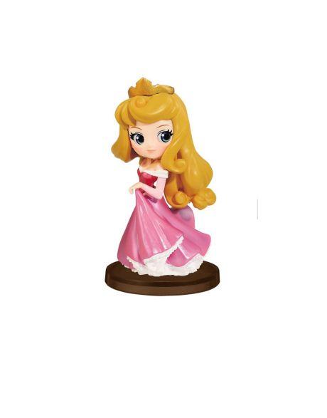 Q Posket Disney Aurora - Petit Girls Festival Mini Figure