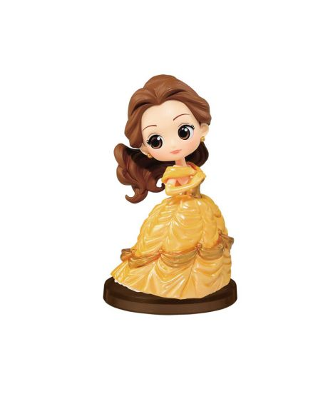 Q Posket Disney Belle - Petit Girls Festival Mini Figure