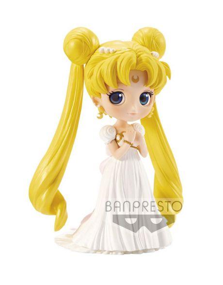 Q Posket Sailor Moon - Princess Serenity