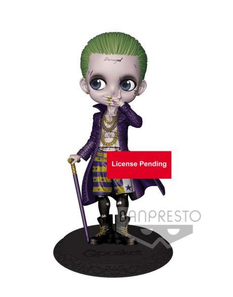 Q Posket Suicide Squad Joker - A Normal Color Version