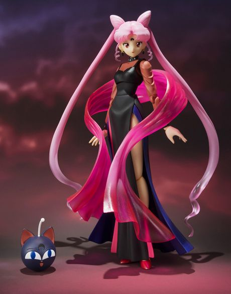 Sailor Moon Black Lady SH Figuarts