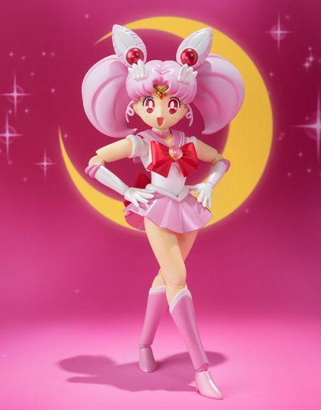 Bandai Sailor Moon S.H. Figuarts - Chibi Moon Chibiusa