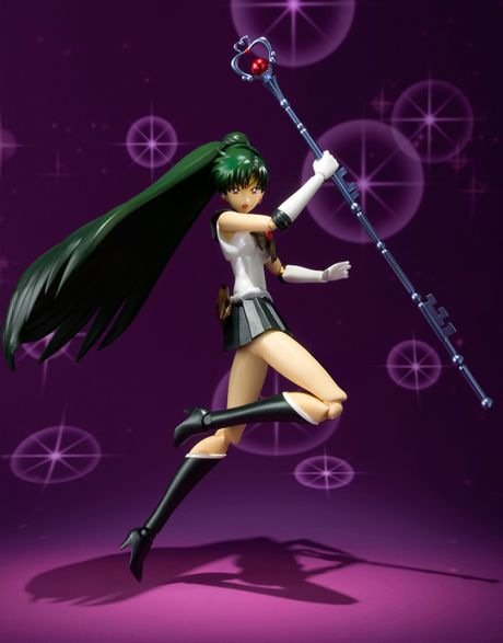 Bandai Sailor Moon S.H. Figuarts - Sailor Pluto