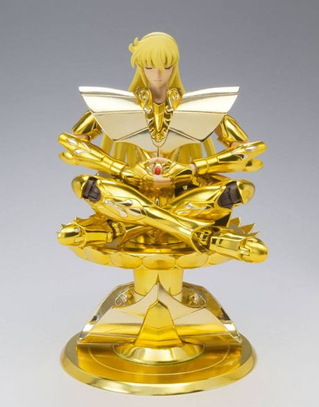 Saint Seiya SCME Action Figure Virgo Shaka Revival Ver