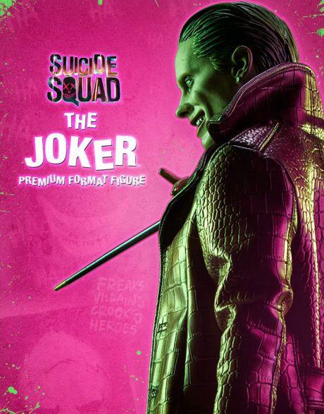 Sideshow Suicide Squad Premium Format Figure The Joker