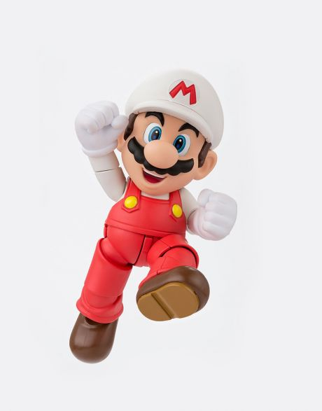 Super Mario Bros SH Figuarts Tamashii Web Exclusive