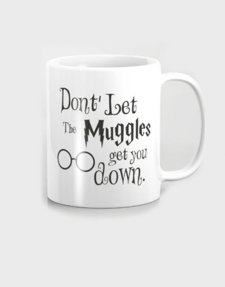 Tazza Harry Potter Muggles