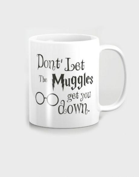 Tazza Harry Potter Muggles