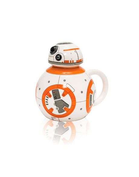 Tazza Star Wars BB 8 con coperchio