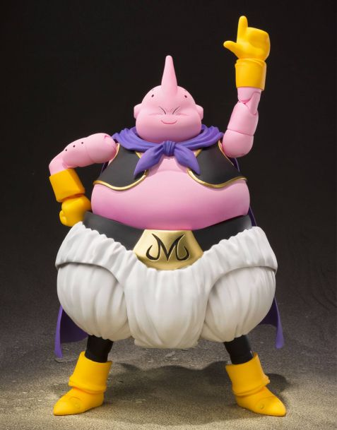 Bandai Dragon ball S.H. Figuarts Action Figure - Majin Boo