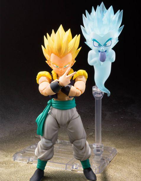 Bandai Dragon ball Z S.H. Figuarts Action Figure -  Super Saiyan Gotenks