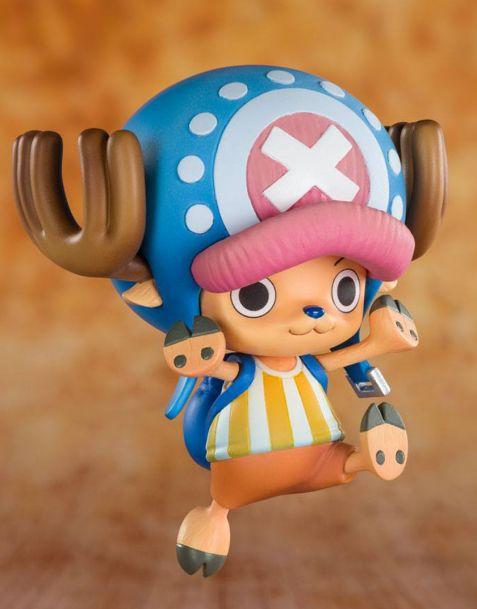 Bandai One Piece Cotton Candy Lover Chopper Figuarts Zero