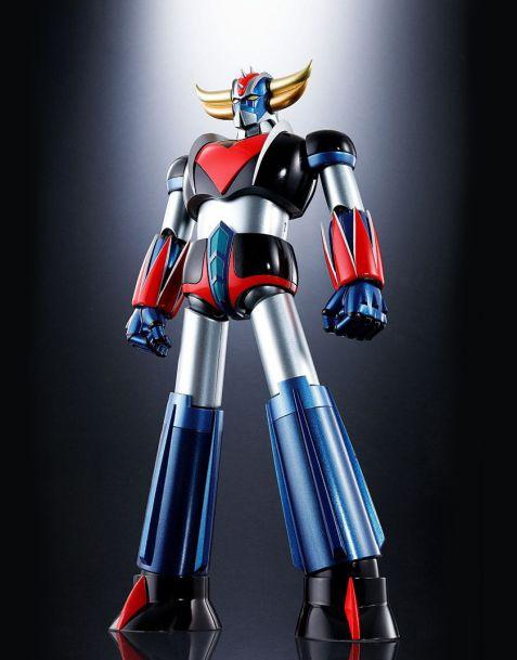 Bandai Grendizer Soul of Chogokin Diecast - GX-76 Grendizer D.C.