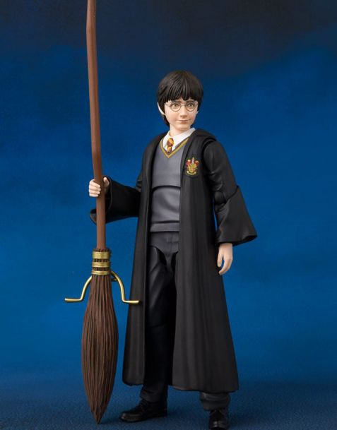 Bandai Harry Potter and the Philosopher's Stone S.H. Figuarts - Harry Potter