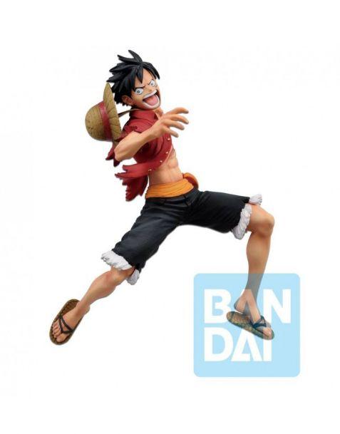 Bandai Ichibansho One Piece - Great Banquet Luffy