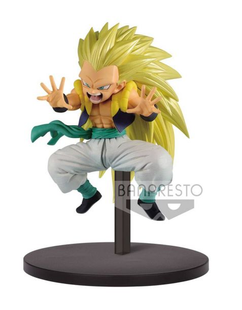 Banpresto Dragon Ball Super Chosenshiretsuden - Super Saiyan 3 Gotenks