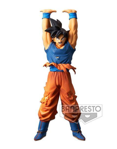 Banpresto Dragon Ball Super Scultures - Son Goku Give Me Energy Spirit Ball Special