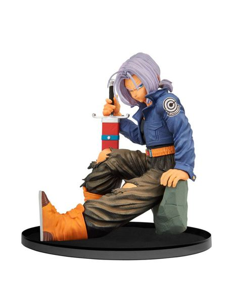 Banpresto Dragon Ball Z BWFC - Trunks Normal Color Ver.