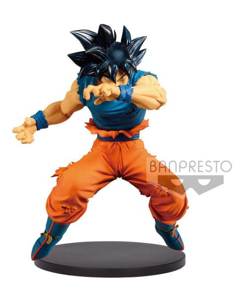 Banpresto Dragon Ball Super Blood of Saiyans - Ultra Instinct Sign Son Goku