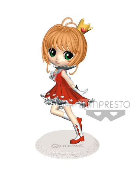 Q Posket Cardcaptor Sakura - Sakura Kinomoto Dreamy Normal Color