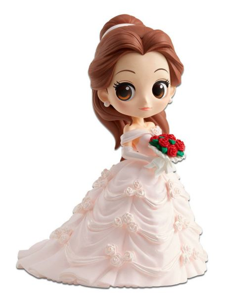 Q Posket Disney Belle - Dreamy Style A Normal Color Version