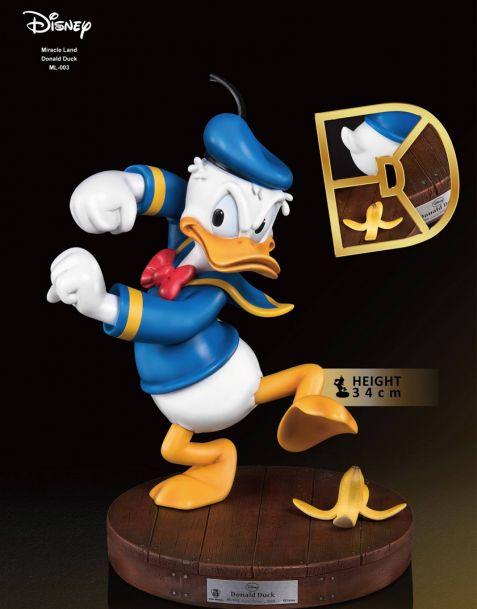 Beast Kingdom Toys Statua Master Craft Disney - Donald Duck