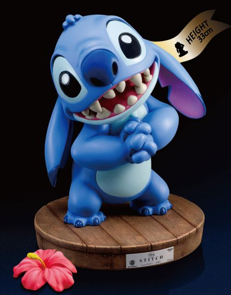 Beast Kingdom Toys Statua Master Craft Disney - Stitch