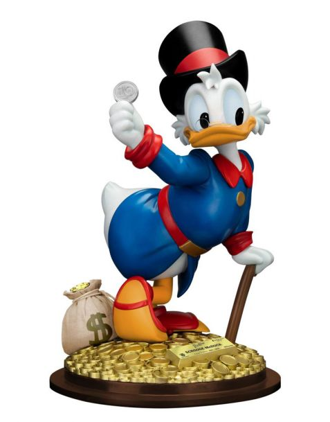 Beast Kingdom Toys Statua Master Craft Disney - Scrooge McDuck