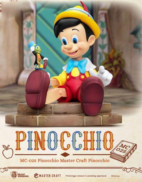 Beast Kingdom Toys Statua Master Craft Disney - Pinocchio