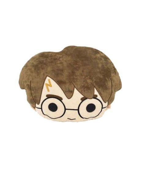 Cuscino con faccia di Harry Potter