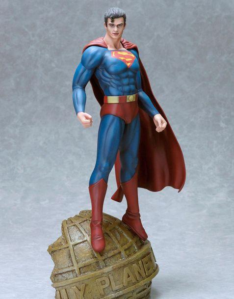 DC Comics Fantasy Figure Gallery Statua Superman (Luis Royo)