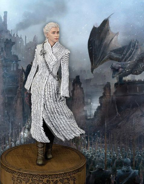 Dark Horse Game of Thrones Premium - Daenerys Targaryen